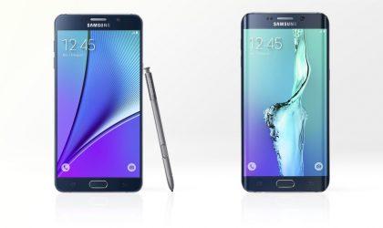 Samsung prezanton Galaxy Note 5 dhe Galaxy S6 Edge+