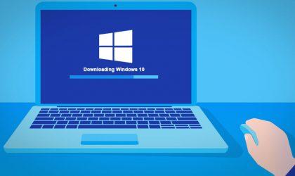 Lançimi i Windows 10-tës teston kapacitetet e ISP-ve.