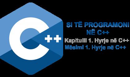 1.1. Hyrje në C++