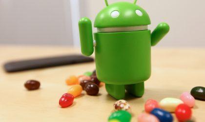 Jelly Bean (4.1) vazhdon të jetë versioni më i përhapur i Android