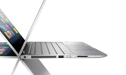 HP Spectre x360, tani ofron një ekran 4K