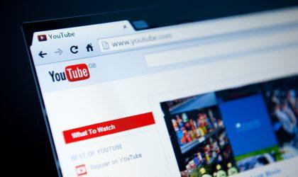 Google do ju ndaloj të regjistroni direkt në YouTube nga kamera juaj muajin që vjen