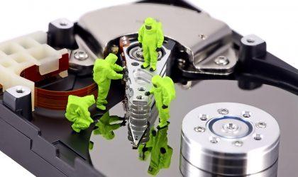 3 mënyra për të ekzaminuar shëndetin e hard diskut tuaj