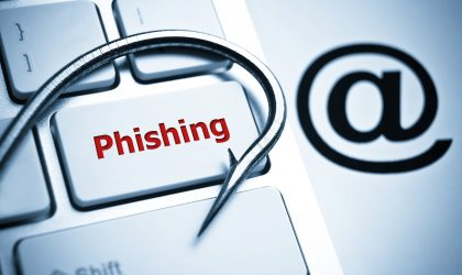Phishing është teknika më e përhapur e hakimit