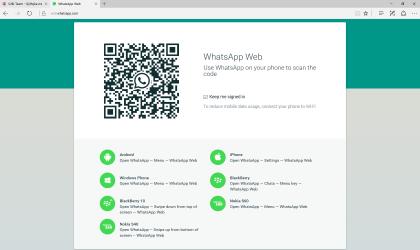 WhatsApp Web tani mbështetet nga Microsoft Edge