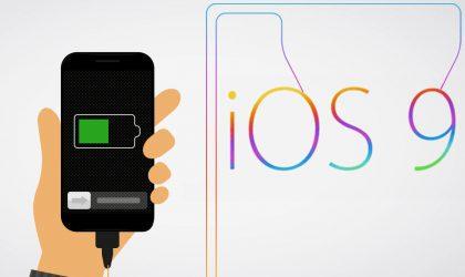 3 këshilla për një bateri më të mirë në iOS 9
