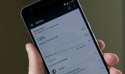 Doze Mode në Android N vjen me dy faza sa i përket jetëgjatësisë së baterisë