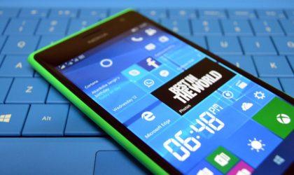 Windows 10 Mobile për telefonat Lumia mund të arrijë këtë javë