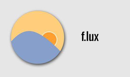 Aplikacioni f.lux tani është në dizpozicion në Play Store (Root është i nevojshëm)