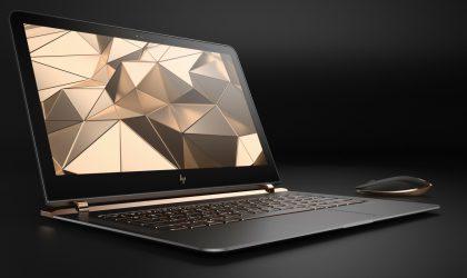 """HP prezanton lap-top'in super të hollë """"Spectre"""""""