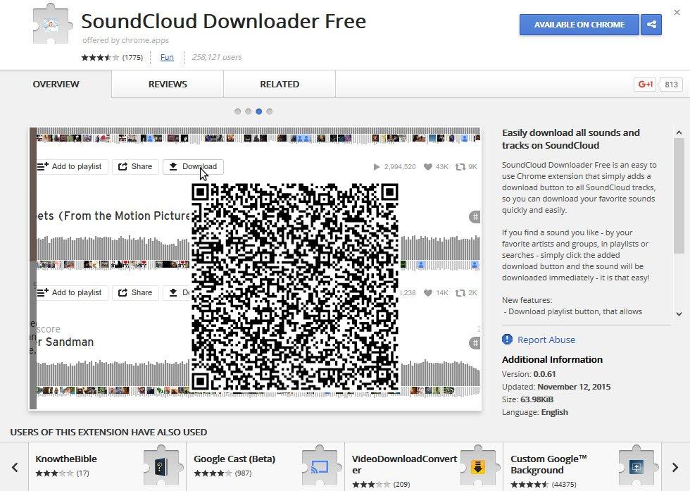 SoundCloud Downloader Free