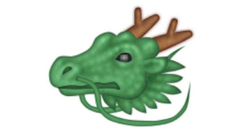 dragon-face emoji