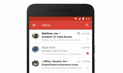 Gmail, do të mbështesë llogaritë e Microsoft Exchange në çdo pajisje Android