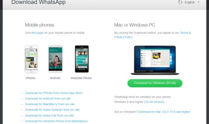 WhatsApp sjell aplikacionet e reja për Windows dhe Mac