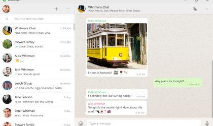 Shkurtesat e tastierës në aplikacionin WhatsApp për Windows PC