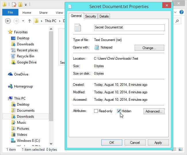 hide-file-or-folder-on-windows fshihni