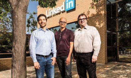 Microsoft dëshiron të blejë LinkedIn për 26,2 MILIARD dollarë!