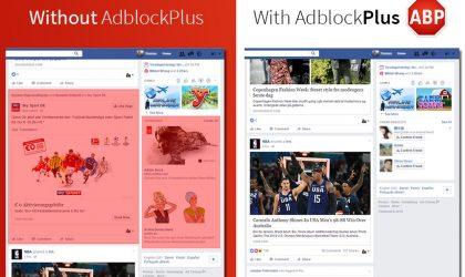 Iu deshën vetëm 2 ditë që Adblock Plus të bllokonte reklamat e reja të Facebook