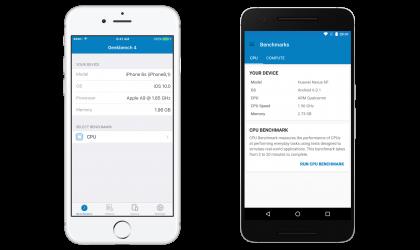 Geekbench 4 tashmë në dispozicion për të gjitha platformat