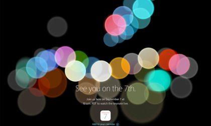 """Apple na thotë """"Shihemi më 7 Shtator"""""""