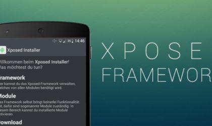 Më shumë funksione të Xposed Framework