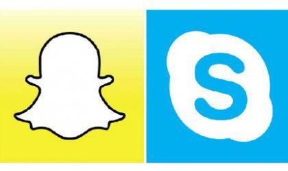 """Mbrojtja e privatësisë, kujdes nga """"Snapchat"""" e """"Skype""""!"""