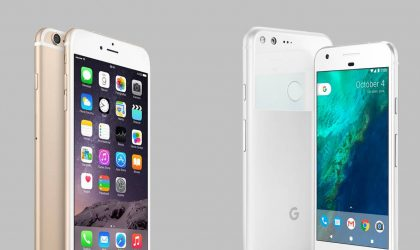 Krahasim: iPhone 7 vs. Google Pixel