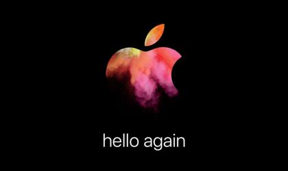 Përshëndetje përsëri! – Një tjetër Apple Special Event më 27 Tetor