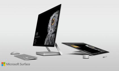 Microsoft prezanton PC-në $3000 Surface Studio