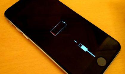Apple do të zëvendësojë falas bateritë difektoze të disa iPhone 6S