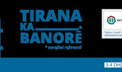 Wiki Weekend Tirana 2016