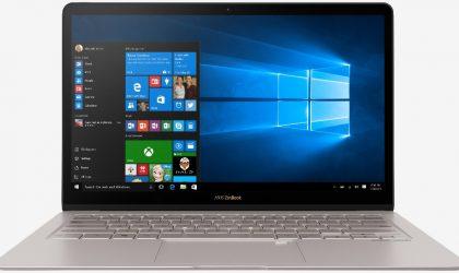 Asus ZenBook 3 Deluxe paketon një ekran 14 inç në një shasi 13 inç