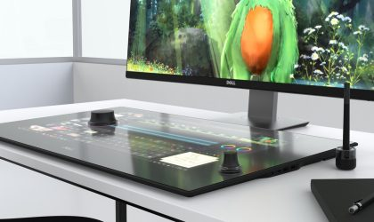 Dell Canvas është si Surface Studio por pa PC