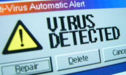 Si dukej një kompjuter kur merrte virus në vitin 1995