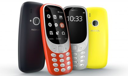 Rikthehet Nokia 3310