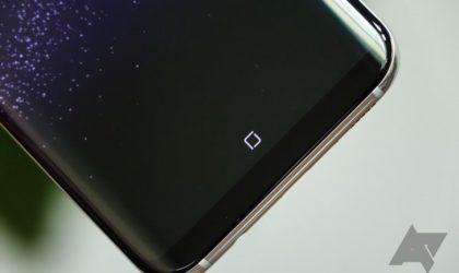 """Galaxy S8 ka butona navigimi virtual të modifikueshëm – dhe një buton """"Home"""" gjithmonë të ndezur"""