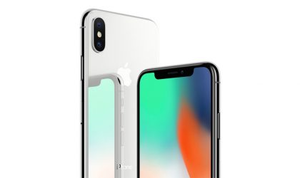 "Apple surprizon me smartfonin futuristik ""iPhone X"""