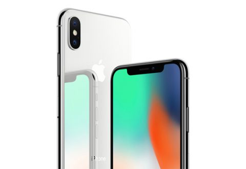 "Apple surprizon me smartfonin futuristik ""iPhone X"""