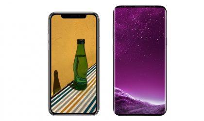 Benchmark Test: iPhone X apo Galaxy S9?!
