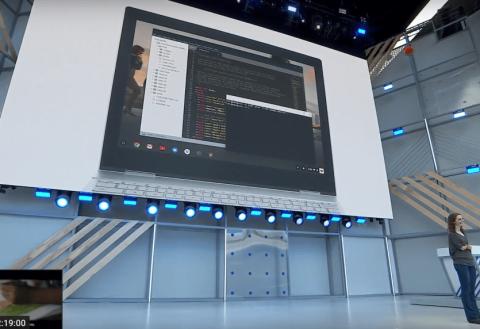 Chrome OS tashmë mbështet zyrtarisht aplikacionet Linux